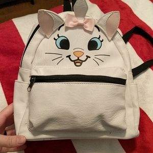 Disney Loungefly Marie Mini Backpack